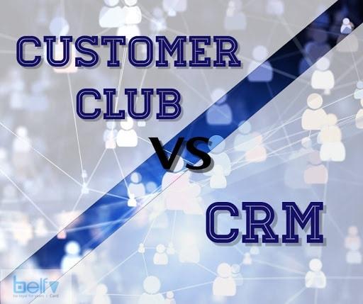 تفاوت باشگاه مشتریان با crm