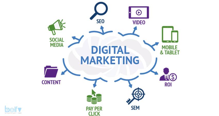 تاثیرات بازاریابی دیجیتال بلفی در این روزها