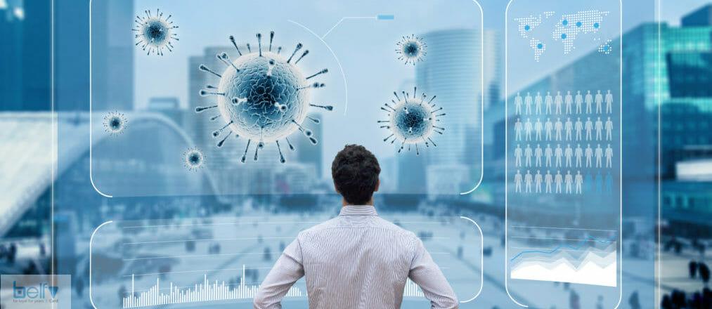 مقابله کسب و کارها در برابر ویروس کرونا