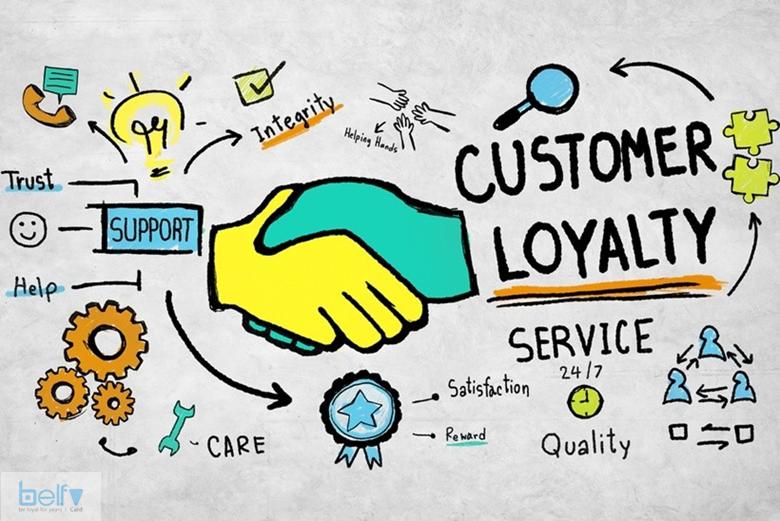 انواع حس وفاداری در مشتریان