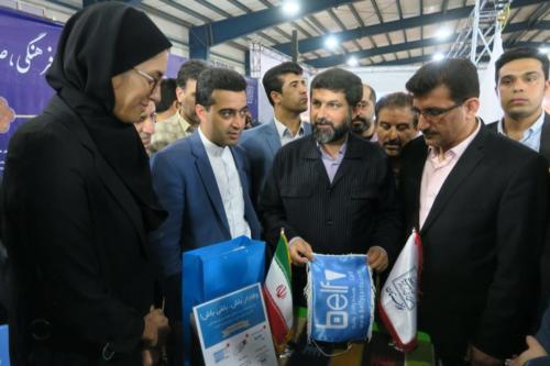 فرماندار خوزستان دکتر شریعتی